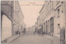Vilvoorde - Mechelse Straat (niet Gelopen Kaart) (Hermans) - Vilvoorde