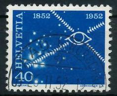 SCHWEIZ 1952 Nr 569 Gestempelt X868FAE - Gebruikt