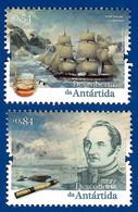 Portugal 16.06.2021 , Descoberta Da Antártida - Stamps - Postfrisch / MNH / (**) - Neufs