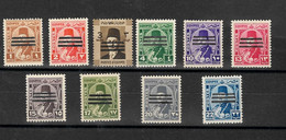Egypte - Egypt 1953 King Farouk With 3 Bars  MNH - Unused Stamps
