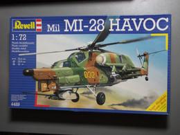 Maquette Plastique - Hélicoptère Mil MI-28 Havoc Au 1/72 - Revell N°4489 - Manque 1 Pièce - Helicopters
