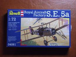 Maquette Plastique - Avion Royal Aircraft Factory S.E. 5a Au 1/72 - Revell N°04061 - Airplanes