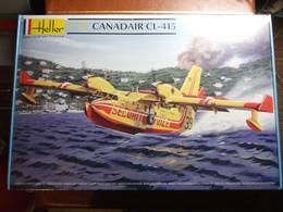 Maquette Plastique - Avion Canadair CL-415 Au 1/72 - Heller N°80370 - Airplanes