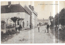 Préaux Le Haut Du Bourg Edit. Bouvry - Sonstige Gemeinden