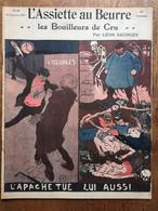 (alcoolisme) Léon GEORGES: Les Bouilleurs De Cru. L'assiette Au Beurre N° 98, Février 1903. Bel Exemplaire. - 1900 - 1949
