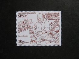 Saint Pierre Et Miquelon: TB N° 1229 Neuf XX. - Unused Stamps