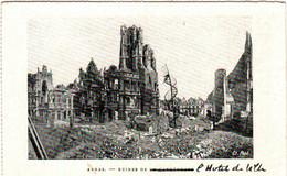 5MN 1O19. ARRAS - RUINES DE LA CATHEDRALE - Arras