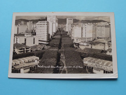 BELO HORIZONTE Minas Brasil Fund 1897 Av. Af Pena ( JT 343 ) Anno 1957 ( See Photos ) ! - Belo Horizonte