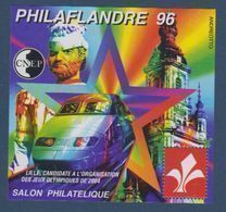 CNEP-1996-N°22** PHILAFLANDRE.Salon Philathélique De LILLE - CNEP