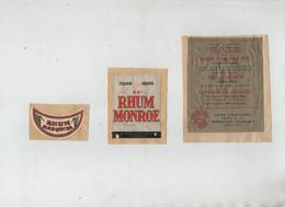Rhum Marquita Monroe Vieil Acajou Agricole Pur Vieilli En Fûts Clément 1931 - Rhum