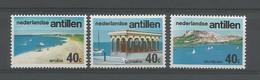Ned. Antillen 1976 Tourism Y.T. 498/500 ** - Antille