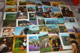 "LOT DE 90 CARTES ""PROVENCE"" - 5 - 99 Postcards"