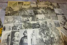 """LOT DE 45 CARTES """"REPRODUCTION-REEDITION VIEILLES CARTES"""" - 5 - 99 Postcards"""