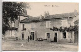ANSAC La Poste - Autres Communes