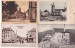 LOT///088..........SELECTION 10 CPA DEP67 - 5 - 99 Postcards