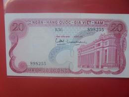 VIET NAM (SUD) 20 DÔNG Peu Circuler/Neuf (B.23) - Vietnam