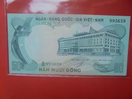 VIET NAM (SUD) 50 DÔNG Peu Circuler/Neuf (B.23) - Vietnam