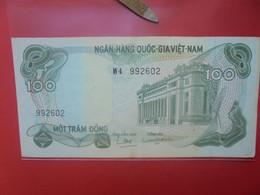 VIET NAM (SUD) 100 DÔNG Peu Circuler (B.23) - Vietnam