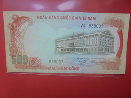 VIET NAM (SUD) 500 DÔNG Peu Circuler/Neuf (B.23) - Vietnam