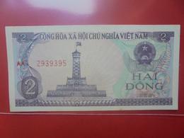 VIET NAM (NORD) 2 DÔNG Peu Circuler/Neuf (B.23) - Vietnam