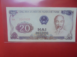 VIET NAM (NORD) 20 DÔNG Peu Circuler/Neuf (B.23) - Vietnam