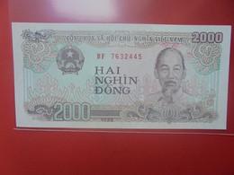 VIET NAM (NORD) 2000 DÔNG Peu Circuler/Neuf (B.23) - Vietnam