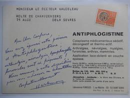 Publicité Laboratoire Pharmaceutique - Salute