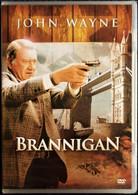 BRANNIGAN - John Wayne - Richard Attenborough . - Crime