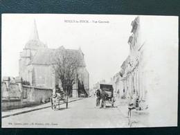 58, Suilly La Tour , La Grande Rue En 1904 - Other Municipalities