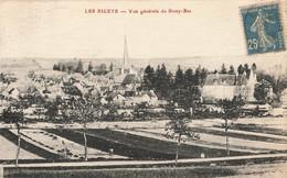 LES RICEYS : VUE GENERALE DE RICEY BAS - Les Riceys
