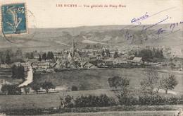 LES RICEYS : VUE GENERALE DE RICEY HAUT - Les Riceys