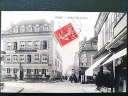 58 ,cosne ,la Place Du Carroy En 1908 - Cosne Cours Sur Loire