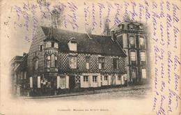 VERNEUIL : MAISON DU XIV SIECLE - Andere Gemeenten