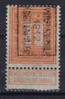 PELLENS Cijfer Nr. 108 Voorafgestempeld Nr. 2041 B  VORST (BRUSSEL) 1912 FOREST (BRUXELLES)  In Zéér Goede Staat  ! - Roller Precancels 1910-19