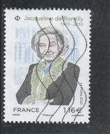 FRANCE 2020 JACQUELINE DE ROMILLY OBLITERE YT 5380 - Used Stamps