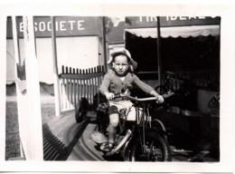 Saint St Cast 1940 Le Manege - 1 Photo 6x9cm - Places