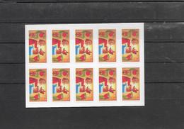 ALLEMAGNE Carnet De Timbres Neufs Adhésif - Booklets