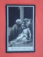 Octavie Goudezeune - Maerten Geboren Te Wytschaete - Wijtschate 1848 Overleden  1913  (2scans) - Religion & Esotericism