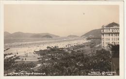 *** BRAZIL  *** SANTOS Praia Gonzaga -unused TTBE - Andere