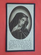 Pieter Lesigne - Boudulle Geboren Te Wytschaete - Wijtschate 1860 Overleden  1933  (2scans) - Religion & Esotericism