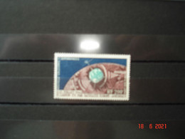 NOUVELLE-CALEDONIE   ANNEE 1962   NEUF   N° YVERT  POSTE AERIENNE N°73       TELECOMMUNICATIONS SPATIALES - Collections (without Album)