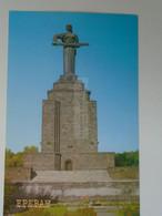 D180521  Armenia  Yerevan  Erevan Երևան  1981  Monument To  The Motherland Of ARMENIA - Armenia