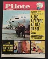 1964 JOURNAL PILOTE N° 248 - LE JOURNAL D'ASTERIX ET D'OBELIX - ASTERIX ET CLEOPATRE - Pilote
