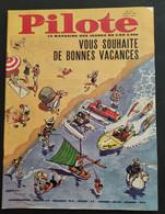 1964 JOURNAL PILOTE N° 245 - LE JOURNAL D'ASTERIX ET D'OBELIX - UDERZO -  ASTERIX ET CLEOPATRE - Pilote
