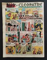 1964 JOURNAL PILOTE N° 242 - LE JOURNAL D'ASTERIX ET D'OBELIX  -  ASTERIX ET CLEOPATRE - Pilote