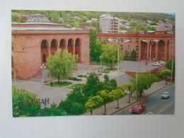 D180525  Armenia  Yerevan  Erevan Երևան  1981  Presidium Of The Armenian Academy Of Science - Armenia