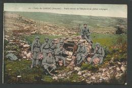 Aveyron , Camp Du Larziac , Poste Central De Téléphone - Autres Communes