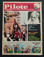 1963 JOURNAL PILOTE N° 211 - L'INDE FABULEUSE DES MAHARADJAHS  - ACHILLE TALON - LE TOUR DE GAULLE D'ASTERIX - Pilote