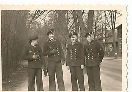 Photo Allemande WW2 , KRIEGSMARINE , Matelots . - 1939-45