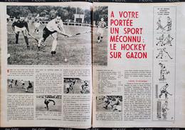 1963 LE HOCKEY SUR GAZON UN SPORT MÉCONNU À VOTRE PORTÉE - 1950 - Oggi